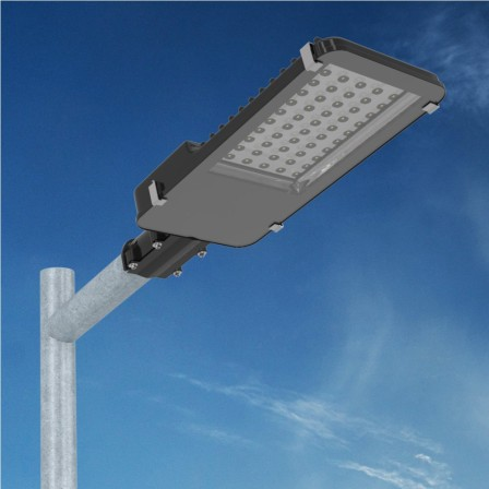 K1. Side-entry luminaire (incl. 50W LED light source)
