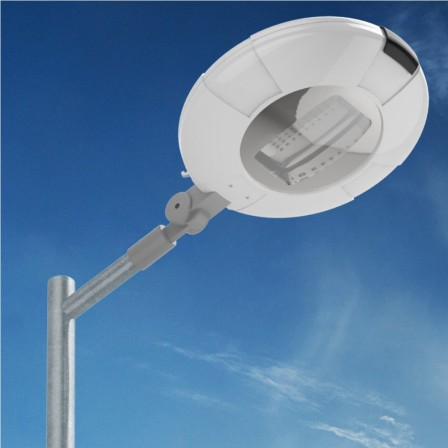 K8. Side-entry luminaire (excl. light source)